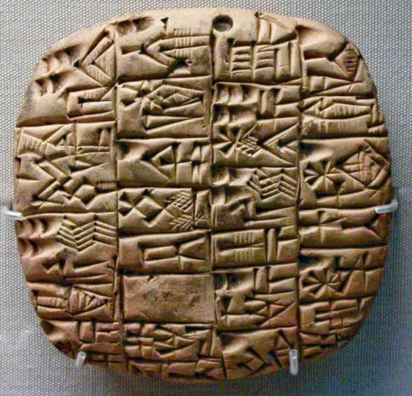 Conoce Seis Cosas Sobre La Escritura Cuneiforme Enterate24 Com