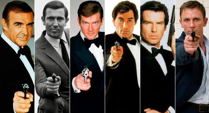 Sabías Qué? Cada 5 de octubre se celebra el Día Mundial de James Bond -  Enterate24.com
